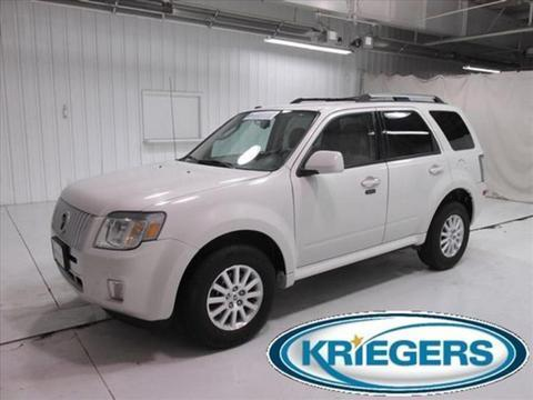 2011 Mercury Mariner Premier SUV for sale in Muscatine for $19,125 with 56,226 miles.