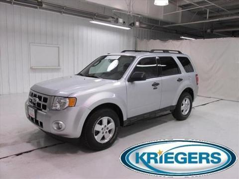 2012 Ford Escape XLT SUV for sale in Muscatine for $17,551 with 45,542 miles.