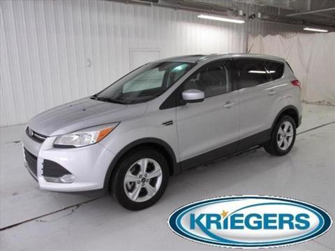 2014 Ford Escape SE SUV for sale in Muscatine for $22,447 with 32,133 miles.