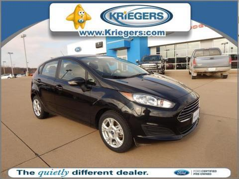 2014 Ford Fiesta SE Hatchback for sale in Muscatine for $11,638 with 37,986 miles.