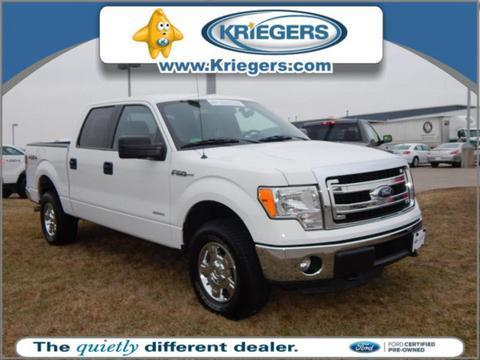 2014 Ford F150 XLT Crew Cab Pickup for sale in Muscatine for $30,394 with 20,868 miles.