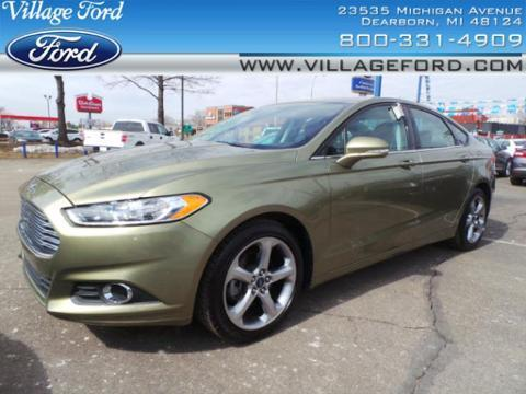 2013 Ford Fusion SE Sedan for sale in Dearborn for $18,980 with 16,501 miles