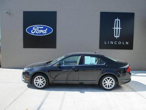 2012 Ford Fusion SEL Sedan for sale in Norfolk for $18,800 with 14,000 miles.