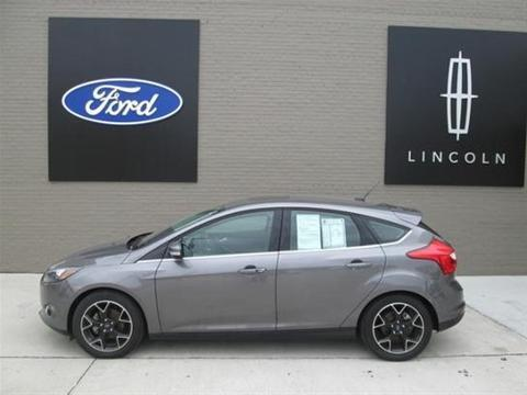 2012 Ford Focus Titanium Hatchback for sale in Norfolk for $18,500 with 20,866 miles