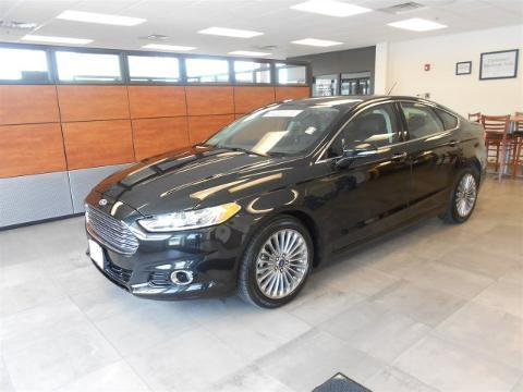 2013 Ford Fusion Titanium Sedan for sale in Sioux City for $20,900 with 34,055 miles.