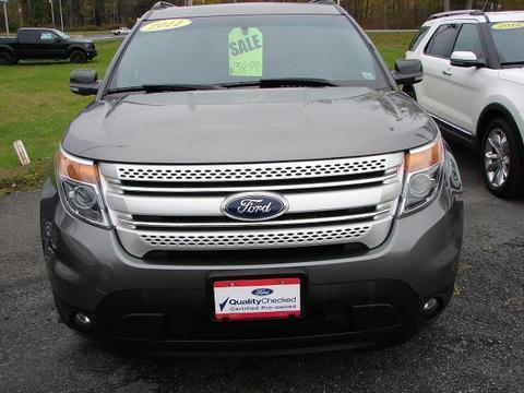 2011 Ford Explorer XLT SUV for sale in Mechanicville for $29,990 with 26,756 miles.
