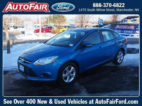 2013 Ford Focus SE Sedan for sale in Manchester for $12,194 with 54,916 miles.