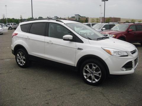 2013 Ford Escape SEL SUV for sale in Grand Rapids for $26,595 with 28,356 miles.