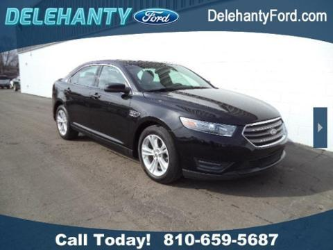 2014 Ford Taurus SEL Sedan for sale in Flushing for $19,500 with 45,619 miles