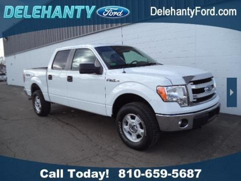 2014 Ford F150 XLT Crew Cab Pickup for sale in Flushing for $29,900 with 17,690 miles.