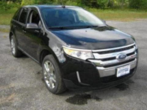 2012 Ford Edge SEL SUV for sale in Camden for $25,995 with 43,292 miles.
