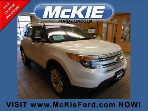 2014 Ford Explorer XLT SUV for sale in Rapid City for $31,450 with 20,165 miles.