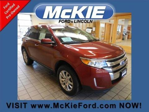 2014 Ford Edge Limited SUV for sale in Rapid City for $31,475 with 22,260 miles.