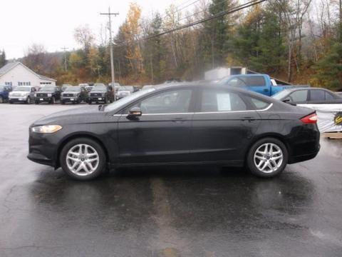 2013 Ford Fusion SE Sedan for sale in Hardwick for $20,450 with 27,339 miles.