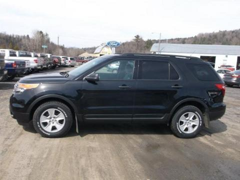 2013 Ford Explorer Base SUV for sale in Hardwick for $27,995 with 28,278 miles.