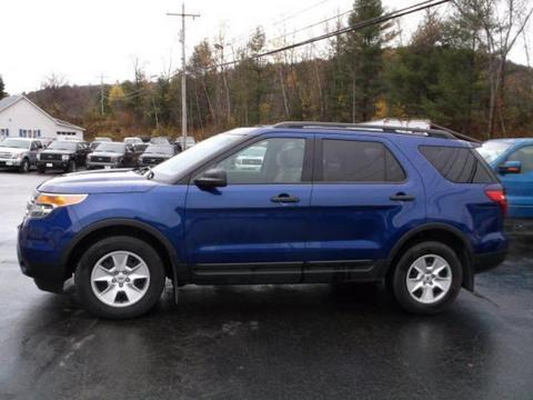 2013 Ford Explorer Base SUV for sale in Hardwick for $28,495 with 21,002 miles.