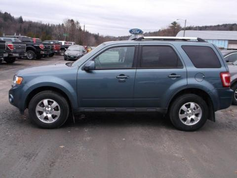 2012 Ford Escape Limited SUV for sale in Hardwick for $24,995 with 26,362 miles.