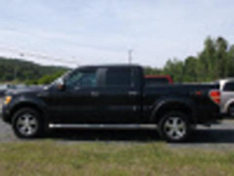 2010 Ford F150 FX4 Crew Cab Pickup for sale in Hardwick for $29,995 with 58,900 miles.