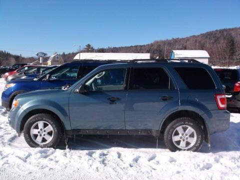 2011 Ford Escape XLT SUV for sale in Hardwick for $19,995 with 48,601 miles.