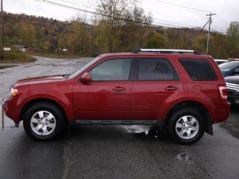 2012 Ford Escape Limited SUV for sale in Hardwick for $25,995 with 21,340 miles.