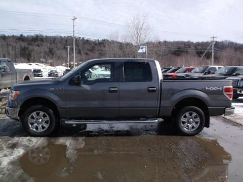 2011 Ford F150 XLT Crew Cab Pickup for sale in Hardwick for $29,950 with 45,004 miles.