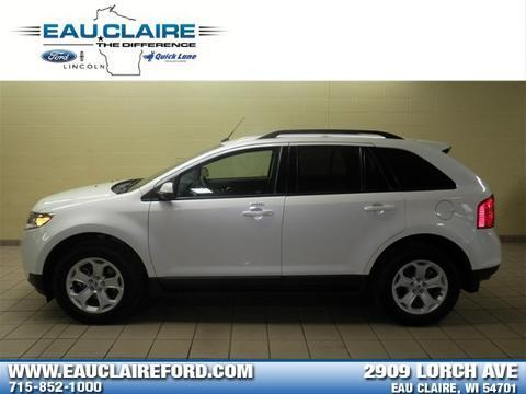 2013 Ford Edge SEL SUV for sale in Eau Claire for $26,000 with 14,754 miles