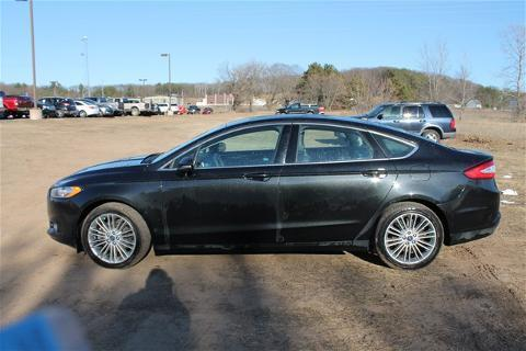 2014 Ford Fusion SE Sedan for sale in Eau Claire for $19,938 with 23,148 miles
