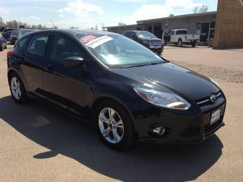 2012 Ford Focus SE Hatchback for sale in Malone for $16,925 with 57,637 miles.
