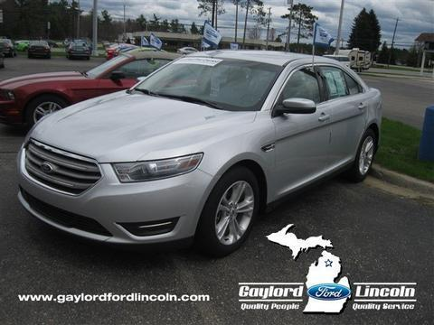 2013 Ford Taurus SEL Sedan for sale in Gaylord for $21,929 with 12,770 miles.
