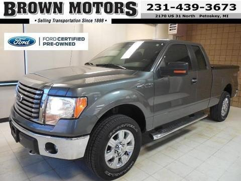 2012 Ford F150 XLT Extended Cab Pickup for sale in Petoskey for $28,995 with 29,963 miles.