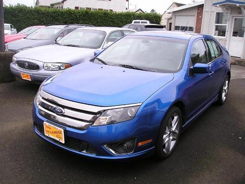 2011 Ford Fusion Sport Sedan for sale in Tillamook for $19,995 with 61,723 miles.