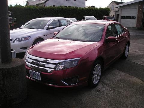 2010 Ford Fusion SEL Sedan for sale in Tillamook for $16,995 with 32,811 miles.