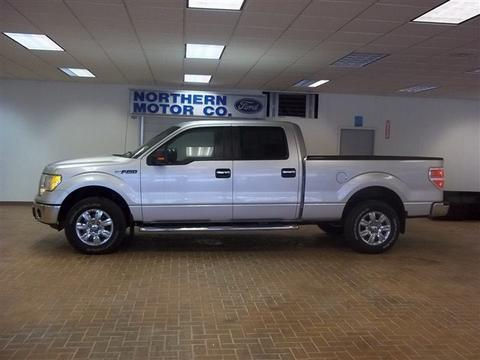 2010 Ford F150 Crew Cab Pickup for sale in Escanaba for $28,995 with 40,399 miles.