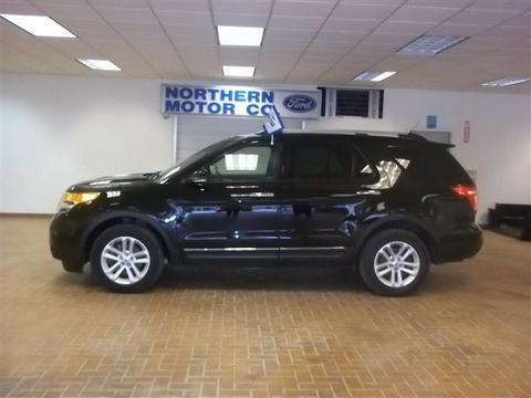 2012 Ford Explorer XLT SUV for sale in Escanaba for $30,995 with 40,955 miles.