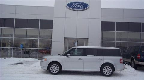 2011 Ford Flex SEL SUV for sale in Escanaba for $26,995 with 30,423 miles.