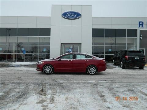 2013 Ford Fusion SE Sedan for sale in Escanaba for $18,995 with 17,319 miles.