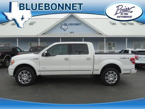 2012 Ford F150 Platinum Crew Cab Pickup for sale in New Braunfels for $37,995 with 69,529 miles