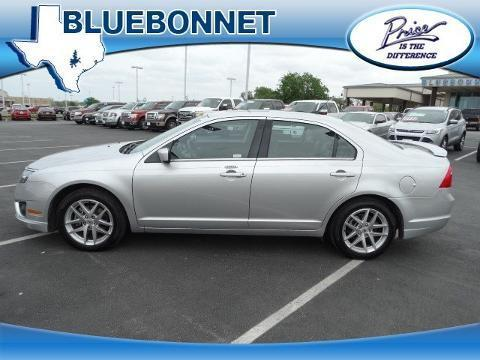 2012 Ford Fusion SEL Sedan for sale in New Braunfels for $16,995 with 61,573 miles