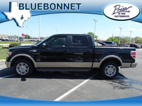 2012 Ford F150 Crew Cab Pickup for sale in New Braunfels for $29,995 with 70,916 miles