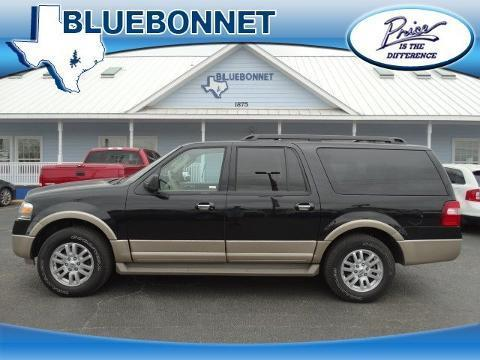 2014 Ford Expedition EL XLT SUV for sale in New Braunfels for $35,995 with 34,214 miles
