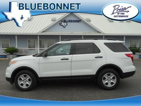 2013 Ford Explorer Base SUV for sale in New Braunfels for $26,995 with 33,503 miles