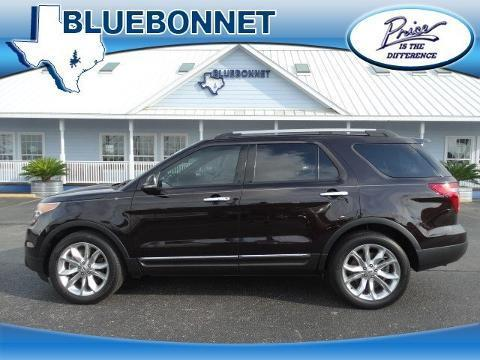 2013 Ford Explorer XLT SUV for sale in New Braunfels for $32,495 with 21,113 miles