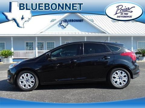 2012 Ford Focus SE Hatchback for sale in New Braunfels for $13,995 with 45 miles
