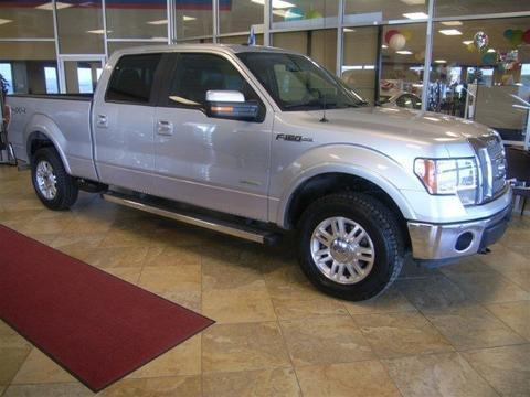 2012 Ford F150 Lariat Crew Cab Pickup for sale in Helena for $36,882 with 26,466 miles
