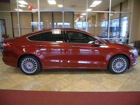 2014 Ford Fusion Titanium Sedan for sale in Helena for $28,973 with 2,735 miles.
