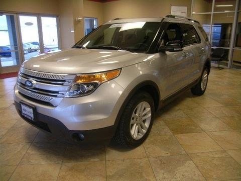 2012 Ford Explorer XLT SUV for sale in Helena for $26,981 with 55,124 miles.
