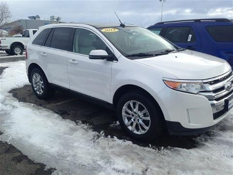 2013 Ford Edge Limited SUV for sale in Helena for $27,891 with 50,257 miles.
