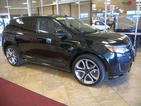 2013 Ford Edge Sport SUV for sale in Helena for $30,882 with 30,988 miles