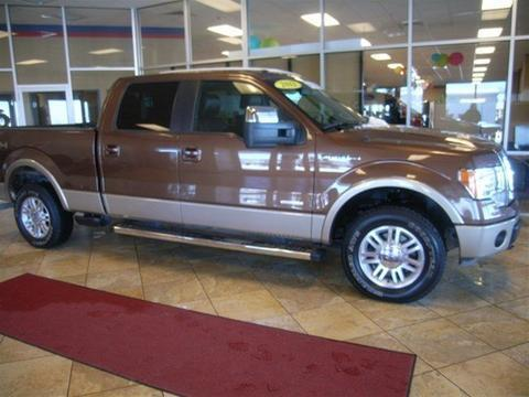 2012 Ford F150 Lariat Crew Cab Pickup for sale in Helena for $35,981 with 42,422 miles.