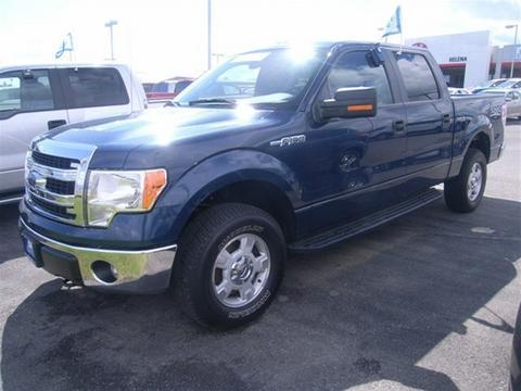 2013 Ford F150 Crew Cab Pickup for sale in Helena for $30,675 with 15,506 miles